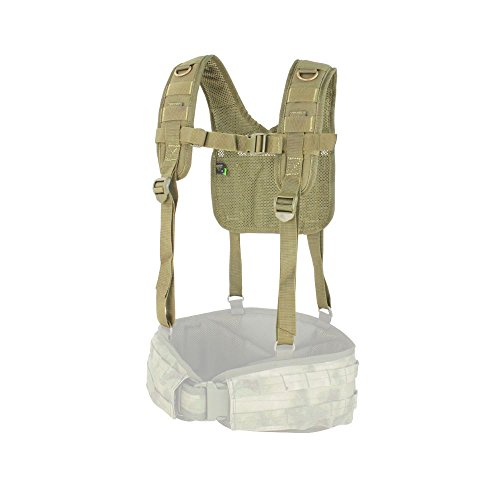 Condor H-Harness Coyote Tan