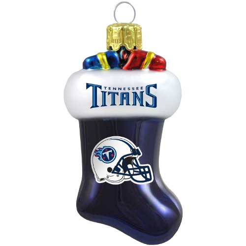 NFL Tennessee Titans Stocking Ornament
