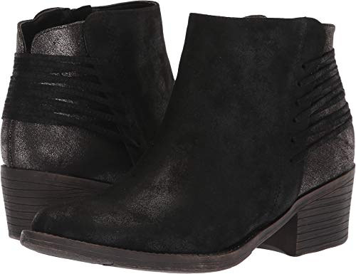 (Volatile Women's Chadwick Ankle Boot, Black, 8.5 M)