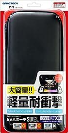 ニンテンドースイッチ 有機ELモデル用本体収納ポーチ『EVAポーチSWEL(ブラック)』 - Switch