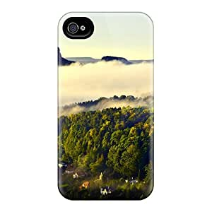 Iphone Cases - Cases Protective For Iphone 6- Beneath The Fog