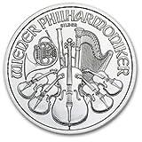 2013 1 Ounce Silver Austrian Philharmoni