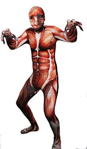 Muscle Full Body Suit ()