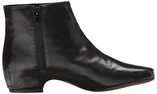 Nine West Huggins, Damen Stiefel & Stiefeletten  schwarz schwarz Black Leather