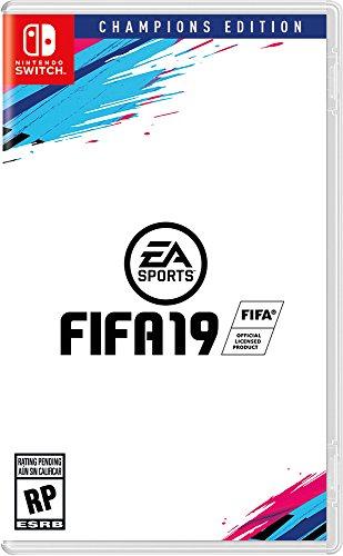 FIFA 19 – Champions Edition – Nintendo Switch [Digital Code]