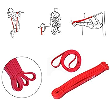 Fitster5 Thicker Latex Resistance Exercise Loop Band