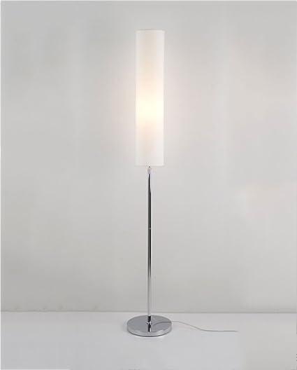 JAZS® Mando a distancia LED Dormitorio Salón Lámpara de pie ...