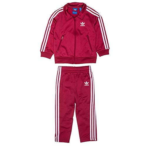adidas Infants Originals Firebird Track Suit #AY2778 (3T)