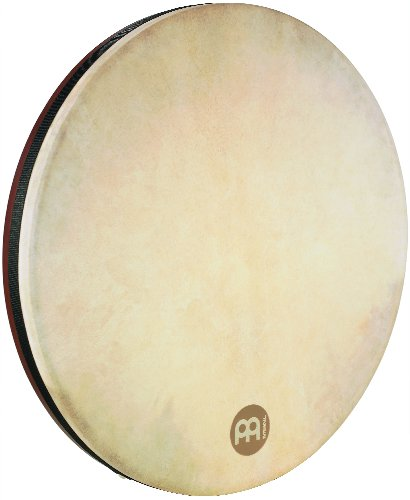 Meinl Percussion FD22T 22-Inch Tar With Goat Skin Head, African - Eastern Middle Drum Frame