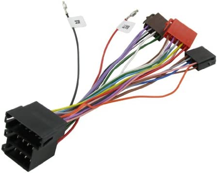 XtremeAuto® ISO Wiring Harness Loom Adapter (36 Pin) for: VAUXHALL on holden astra, honda astra, nissan astra, suzuki astra, ford astra, old astra, buick astra, renault astra, opel astra, dodge astra,