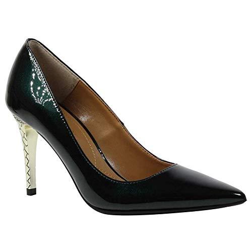 J. Renee Women's Maressa Emerald 8.5 AA US -