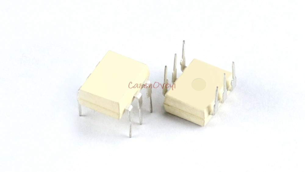 10pcs//lot MOC3083 M0C3083 EL3083 DIP-6 Triac /& SCR Output Optocouplers 800VDRM IFT=5mA 6 Pin Optocoupler New Original in Stock