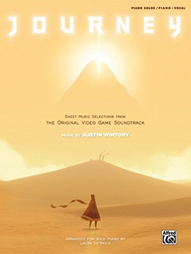 Journey Sheet Music Selections from the Original Video Game Soundtrack: Piano Solos