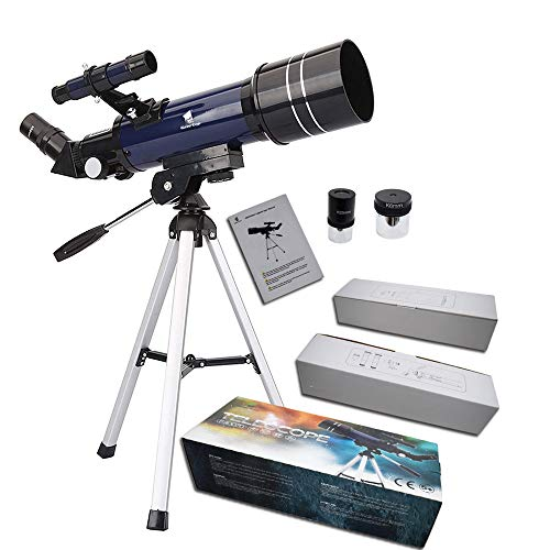 EBTOOLS Telescope Tube,Hight Definition 90X Monocular Telescope Astronomical Refractive Space Scope Refractor