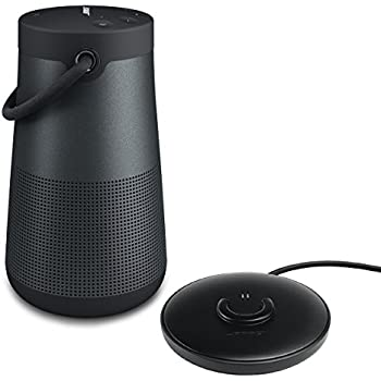 bose grey speakers. bose soundlink revolve+ portable bluetooth speaker, with charging cradle for (triple grey speakers