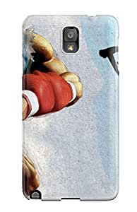 Awesome Design Street Fighter Hard Case Cover For Galaxy Note 3