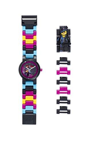 LEGO Kids' 8020233 LEGO Movie Wyldstyle Plastic Minifigure Link Watch by LEGO (Image #2)