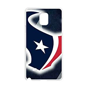 Houston Texans Fahionable And Popular Back Case Cover For Samsung Galaxy Note4