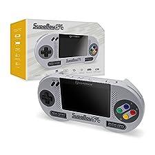Hyperkin SupaBoy SFC Portable Pocket Console for SNES/ Super Famicom