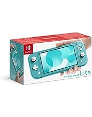 Nintendo Switch Lite - Turquoise [Edizione: Regno Unito]