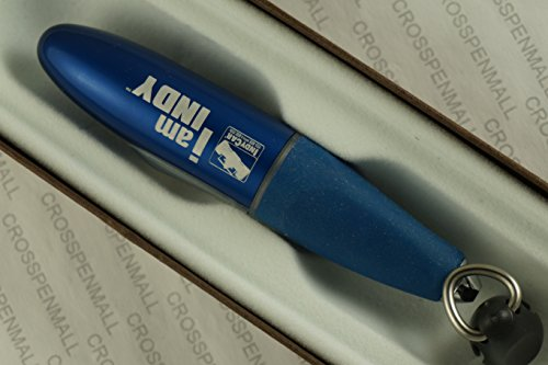 Cross Ion Special Indy Limited Edition Aurora Blue Gel Ink Rollerball Pen ()