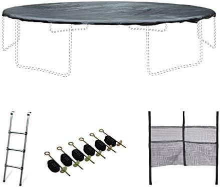 Alices Garden - Kit de anclaje funda protectora escalera funda para zapatos 490 cm - Jupiter: Amazon.es: Deportes y aire libre