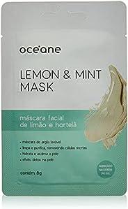 Lemon & Mint Mask - Máscara Limão E Hortelã./Unica, Oc