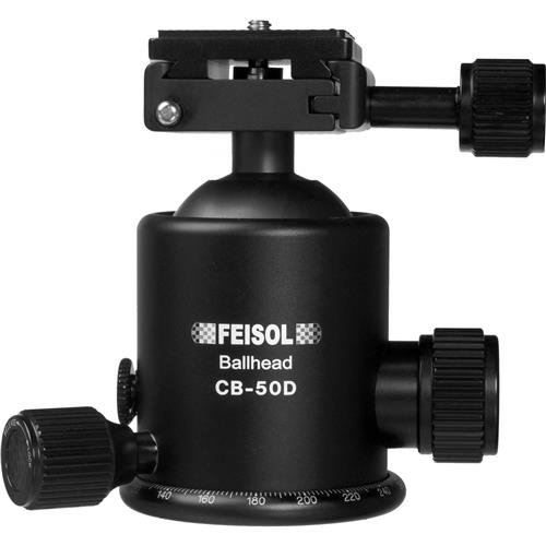 Feisol CB-50D Ball Head with Release Plate QP-144750 by Feisol (Image #3)