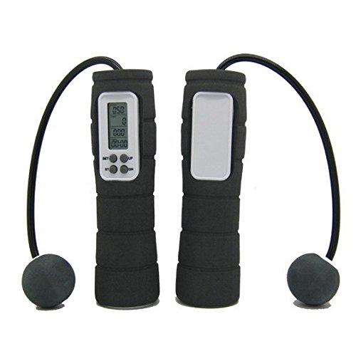 IREALIST Cordless Portable Wireless Skipping