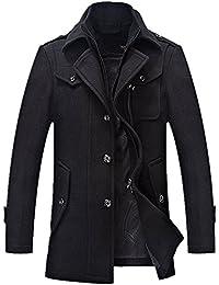 Mens Wool and Blend Coats | Amazon.com