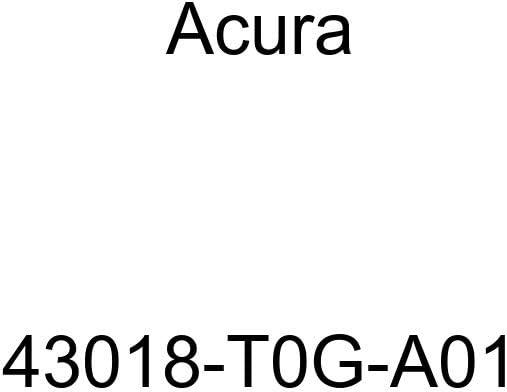 Acura 43018-T0G-A01 Disc Brake Caliper