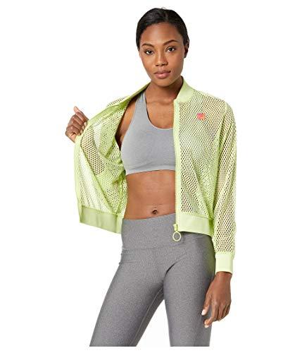 dd0dfab8b Fila Women's Elina Mesh Bomber Jacket at Amazon Women's Clothing store