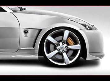 Nissan 350Z Guardabarros de ala delantera personalizado 2014: Amazon.es: Coche y moto