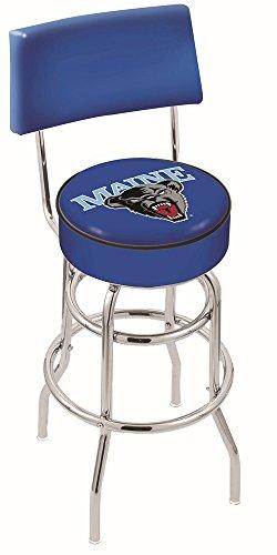 NCAA Maine Black Bears 30″ Bar Stool