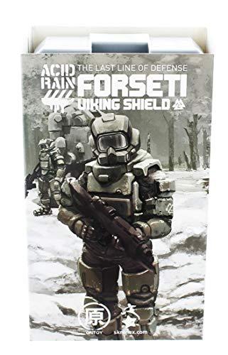Acid Rain Forseti Viking Shield Action Figure