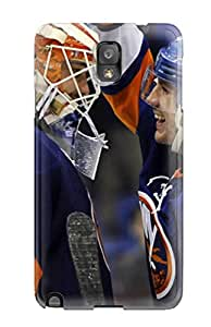 New XwhfQVd11515BnvsG New York Islanders Hockey Nhl (36) Tpu Cover Case For Galaxy Note 3