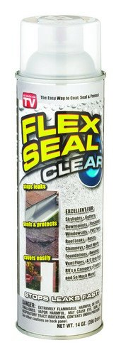 Flex Seal Clear - 6 cans