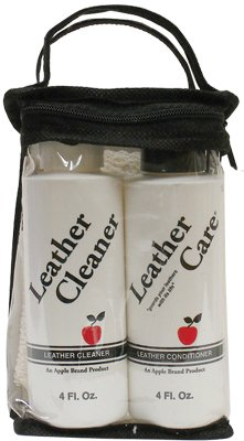 Apple Brand Leather Cleaner Conditioner product image