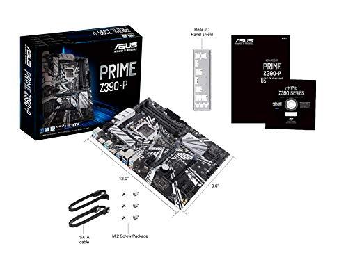Build My PC, PC Builder, ASUS Prime Z390-P