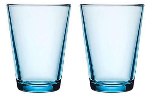 Iittala Kartio Light Blue Highball Tumbler 40cl by (Kartio Light)