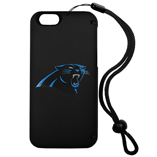 - Siskiyou The Ultimate Game Day Wallet Case for iPhone 6 - Retail Packaging - Car Panthers