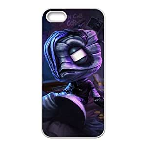 iPhone 4 4s Cell Phone Case White League of Legends Amumu 3 VS5318013