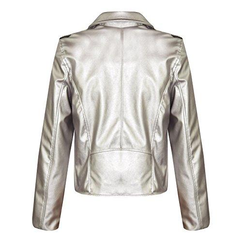 76467bbfd274 A2Z 4 Kids® Kids Jackets Girls Designer s PU Leather Jacket Zip Up ...