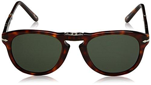Marrón Green 24 Mod 57 Grey 0714 de Gafas Havana Sol Persol wq7gB0vW