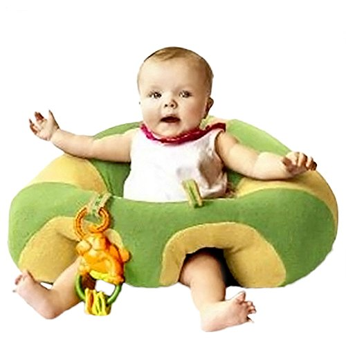 Best Buy! Infant Safe Sitting Chair Comfortable Nursing Pillow (Yellow)