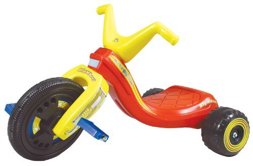 "My 1st Original 9"" Big Wheel for Boys Trike"