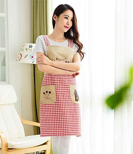 733 Inicio hogar Falda Exterior Vestido de algodón de Manga Larga ...