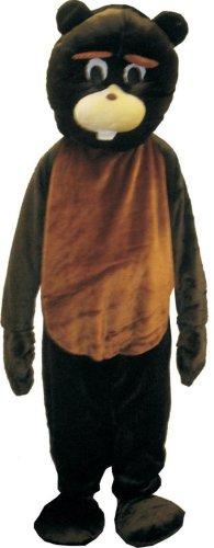 Adult Beaver Mascot Costume Set大人のビーバーマスコットコスチュームセット♪ハロウィン♪サイズ:One-Size