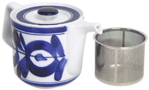 Majolica super stainless steel tea strainer pot 60157 (japan import) ()