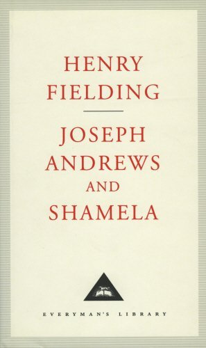 book cover of The History of the Adventures of Joseph Andrews and His Friend Mr. Abraham Adams